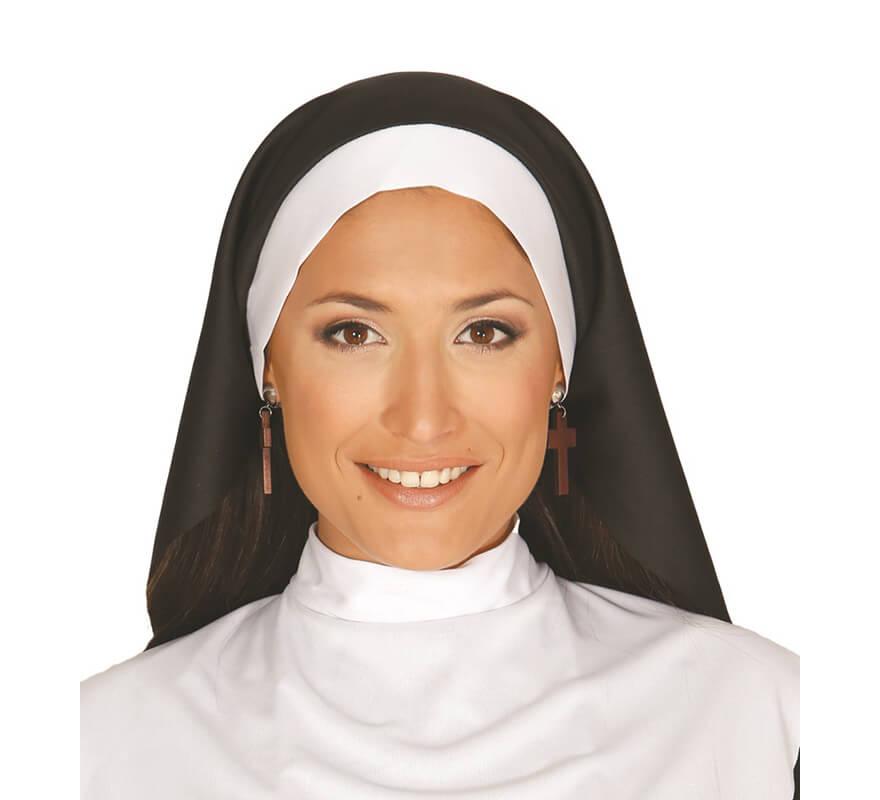 Disfraz de Monja atrevida para mujer