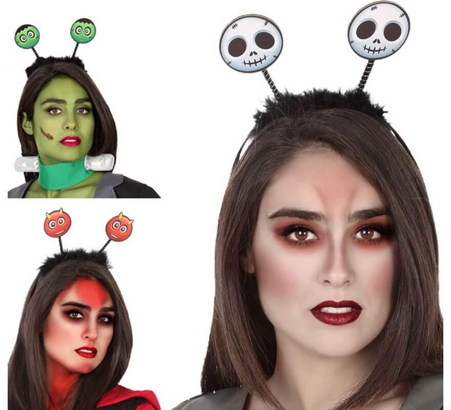 Diadema de Monstruos en 3 modelos surtidos