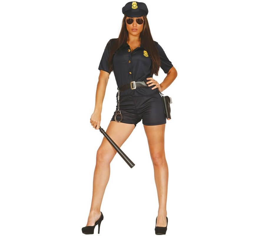 Déguisement Police Femme Pas Cher