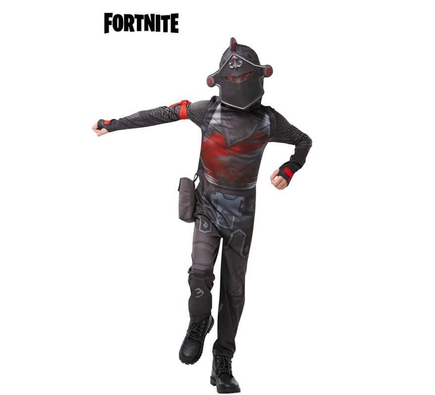 Disfraz Black Knight Fortnite para niño y adolescente