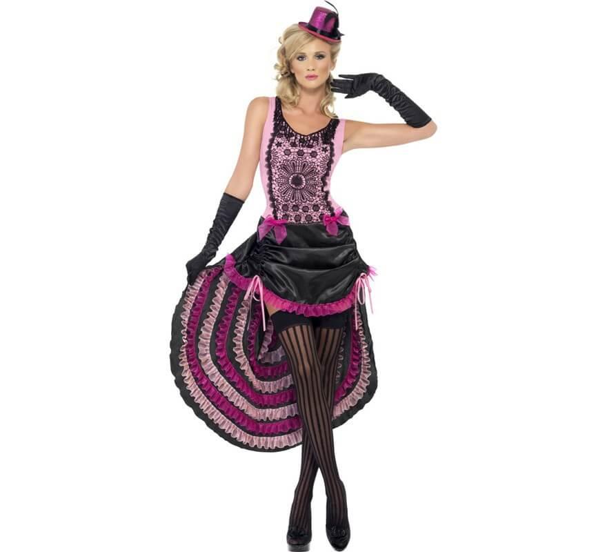 0f5af10b5 Disfraz Burlesque Belleza para Mujer
