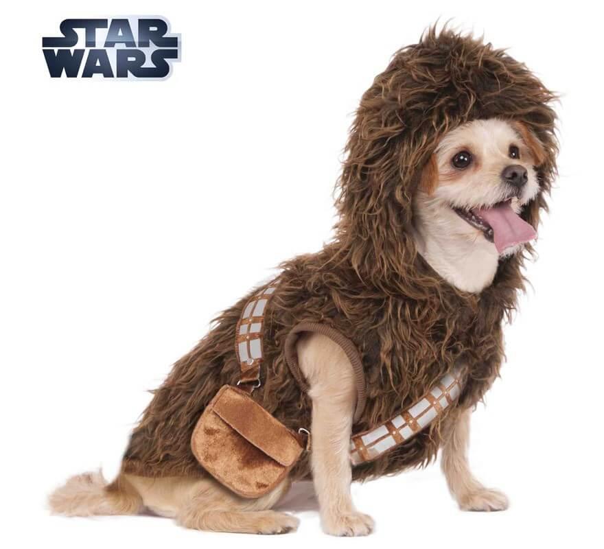 Disfraz Chewbacca de Star Wars para perro