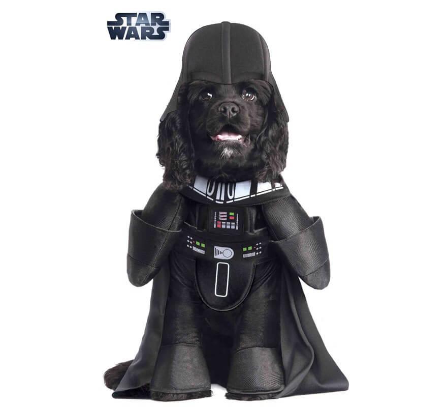Disfraz Darth Vader deluxe de Star Wars para perro
