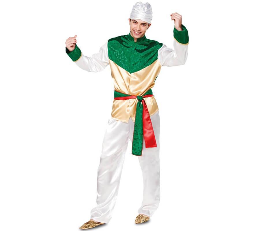 Disfraz de Actor de Bollywood para hombre