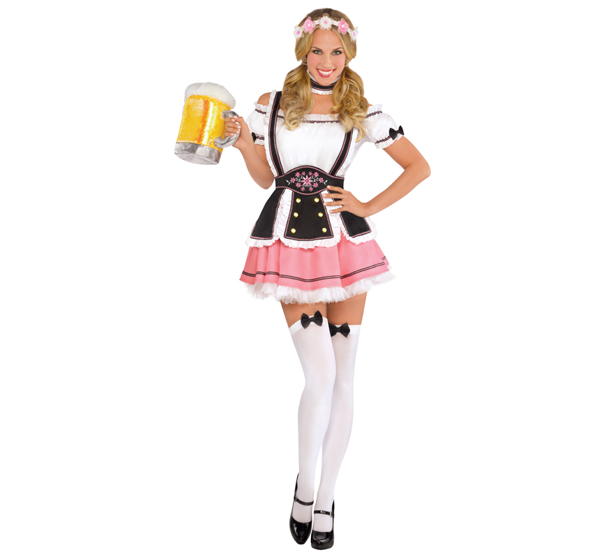 disfraz mujer oktoberfest