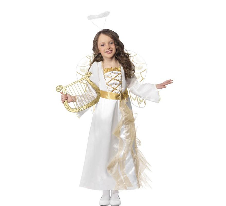 Disfraz de ngel princesa para ni a - Disfraces de angel para nina ...