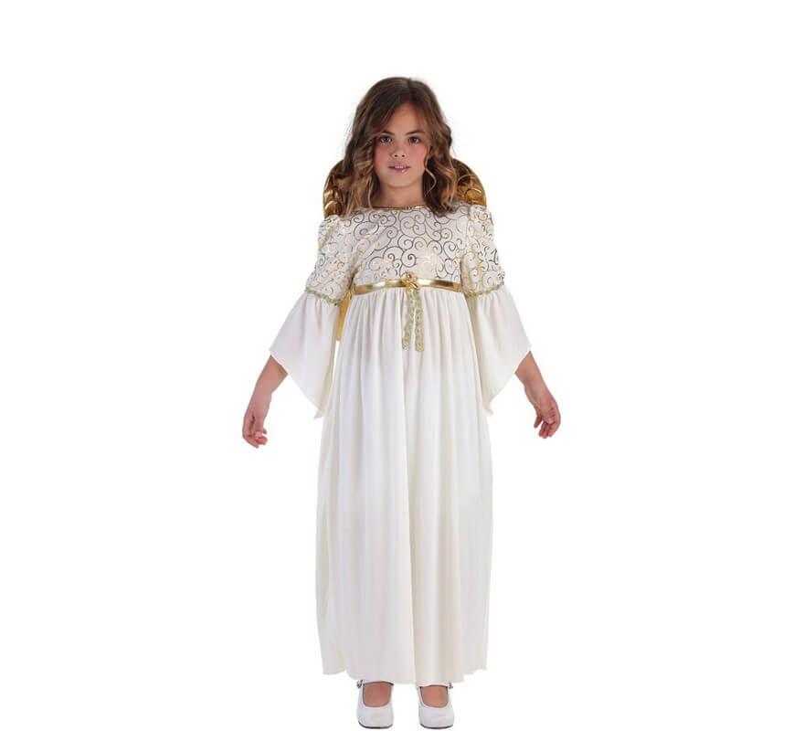 Disfraz de ngel querub n para ni a - Disfraces de angel para nina ...