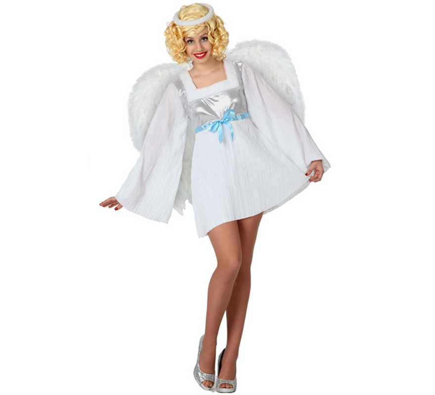 Disfraz de ngel sexy para mujer talla m l - Disfraz de angel para nino ...
