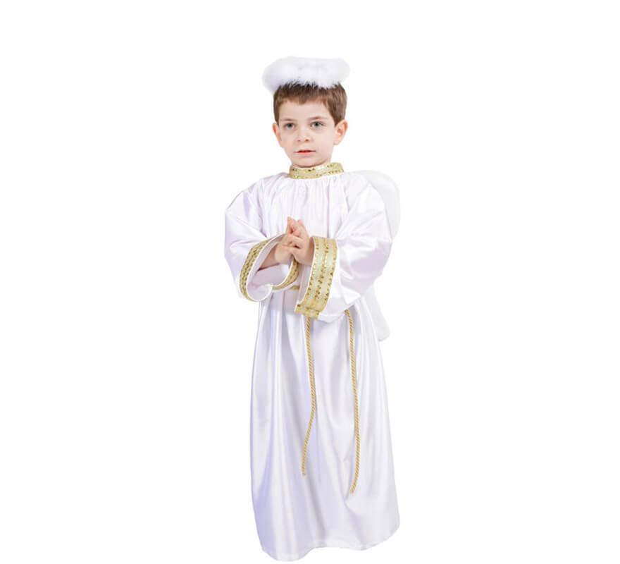 Disfraz de angelito para ni os - Disfraz de angel nino ...