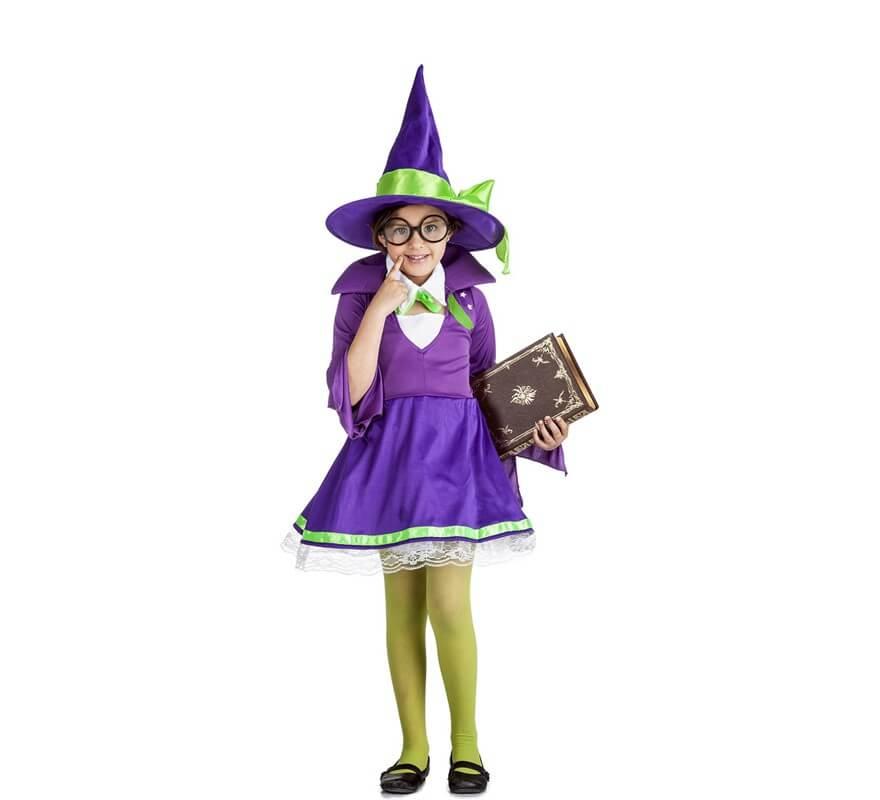 como hacer un traje de bruja facil