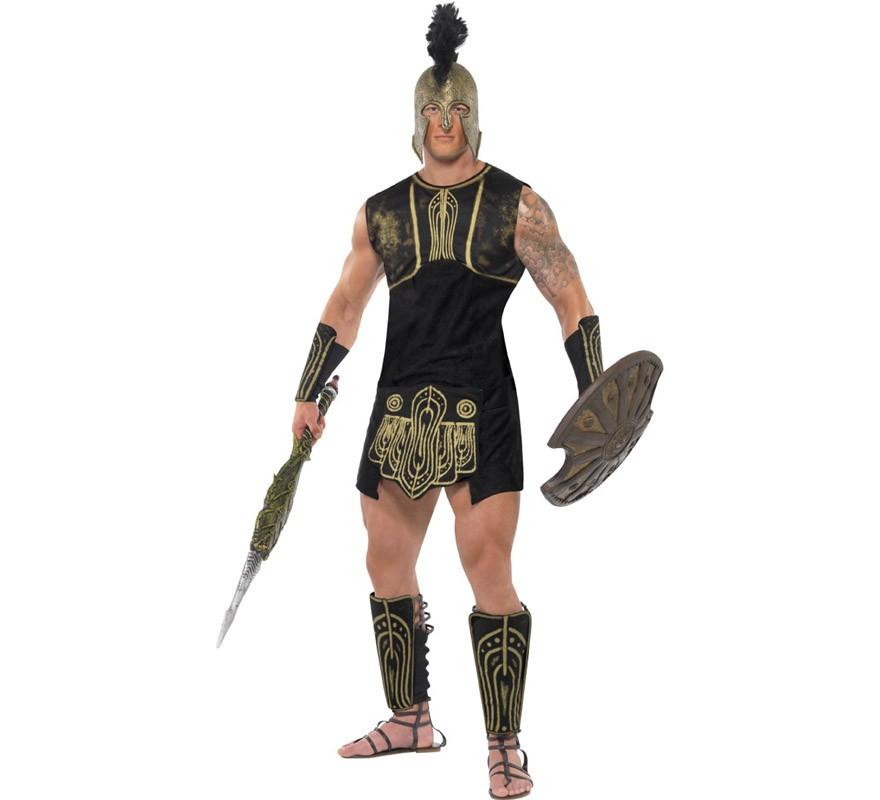 Disfraz de Aquiles Héroe Griego