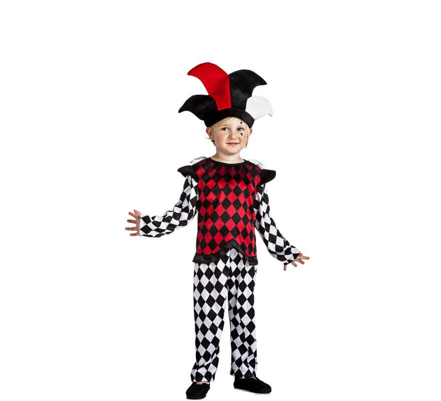 Disfraz de Arlequín para niño 9b2ebacb0084