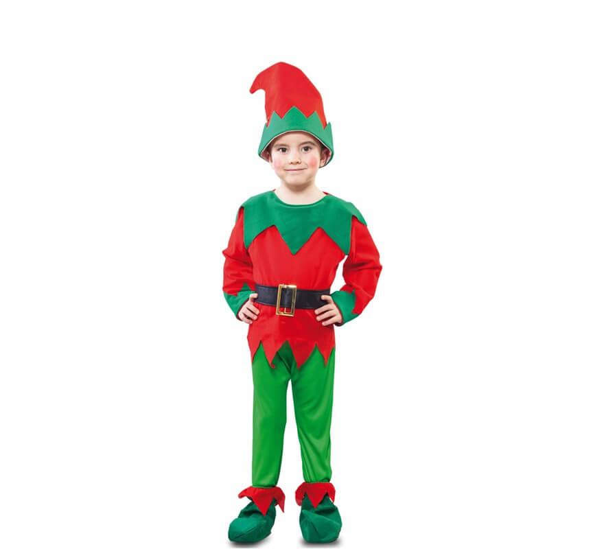 Disfraz de ayudante de santa para ni o - Disfraz de santa claus para nino ...