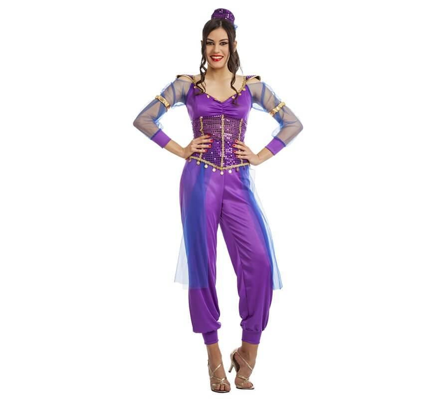 Disfraz de Bailarina árabe Mil y una Noches para mujer