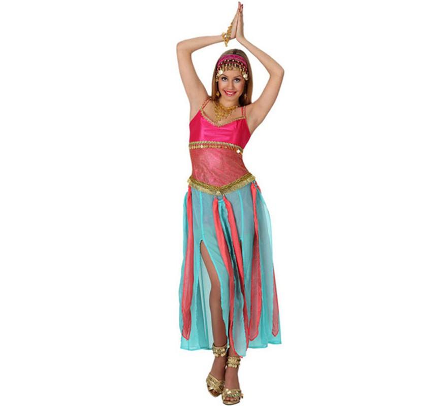 9ef75b5a1 Disfraz de Bailarina Árabe para mujer