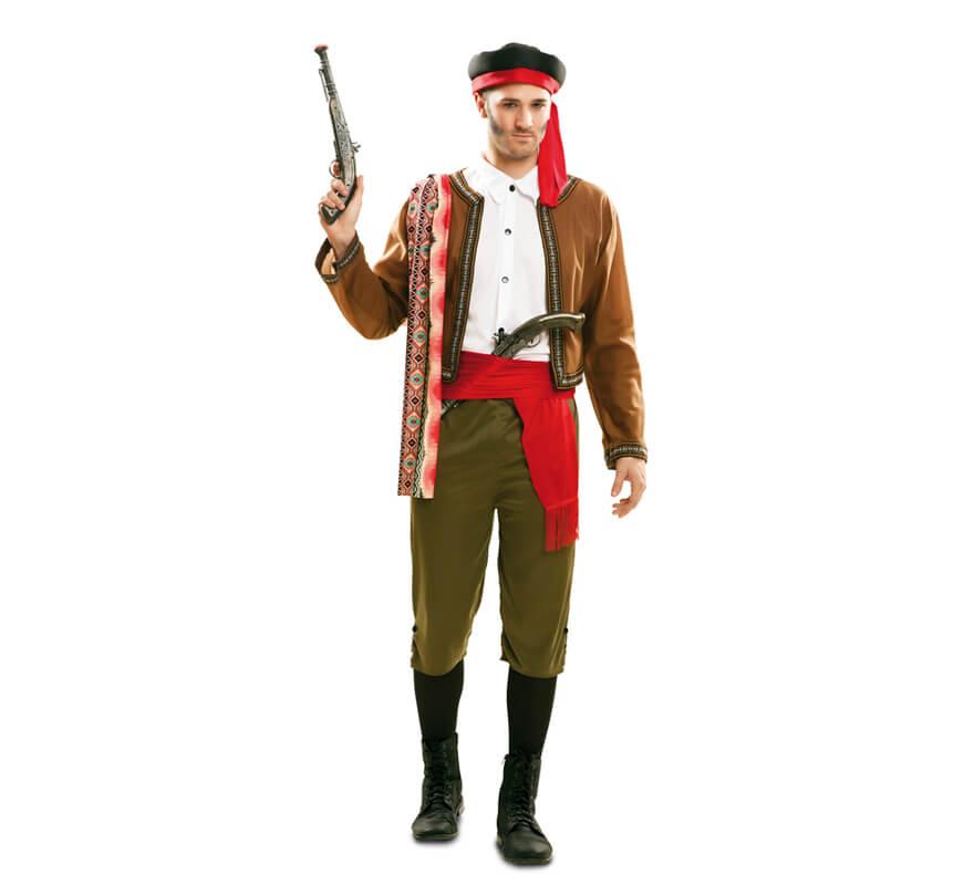 L Homme Taille M Pour De Bandit Déguisement QdoshrtxBC