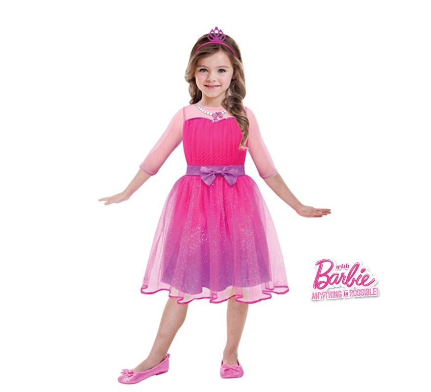 vestidos barbie para ninas