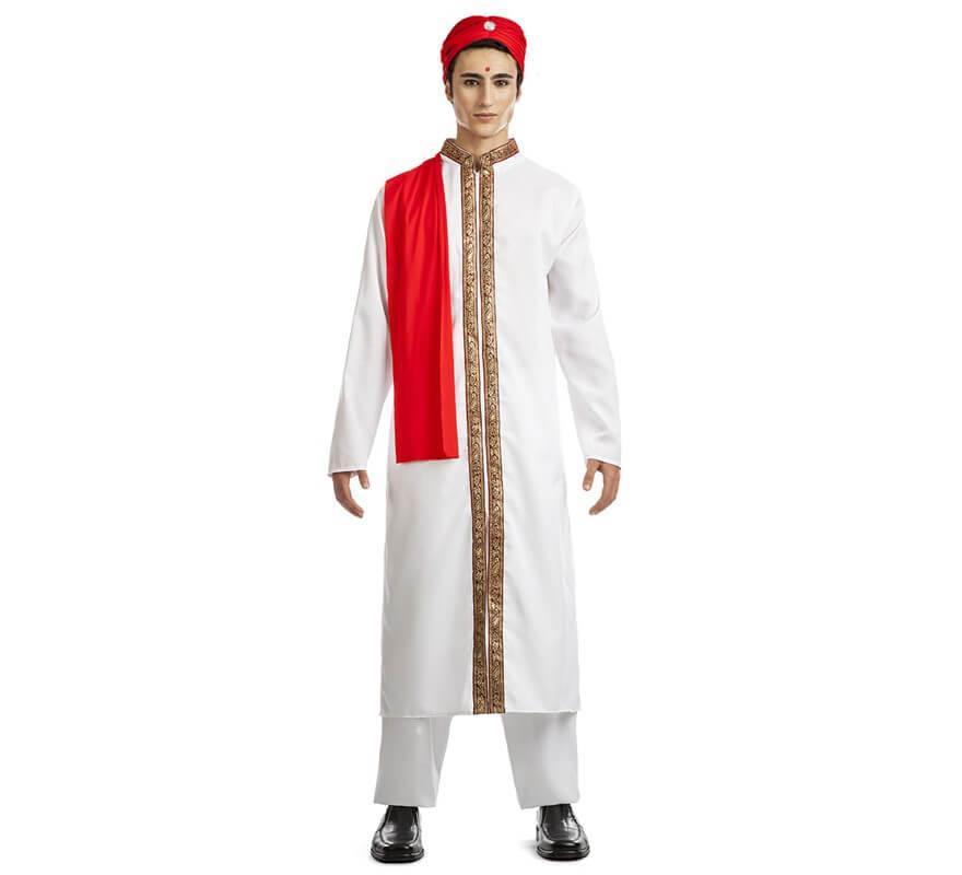 d5c919b1f8 Disfraz de Bollywood para hombre