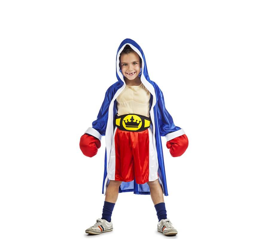 Disfraz de Boxeadora para niña d8dacf628f0