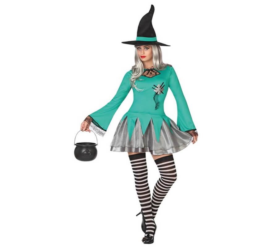 Disfraces de Halloween bruja para adultos