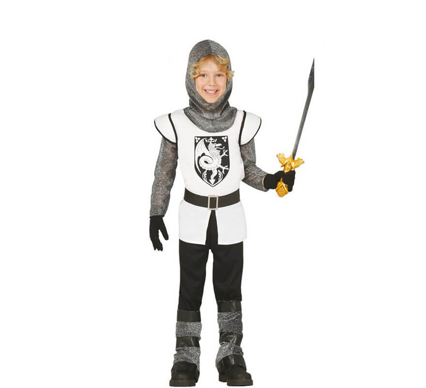 24d7678d0 Disfraz de Caballero Medieval para Niños
