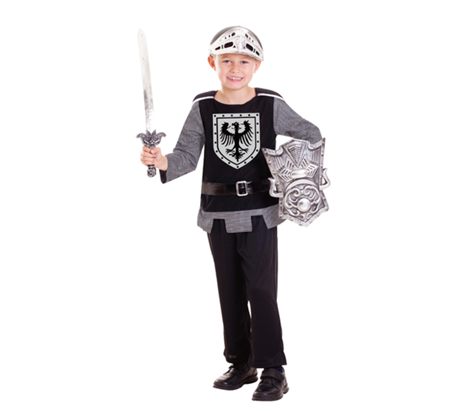 591bda497 Disfraz de Masero Medieval para niño 08422802337115 ...