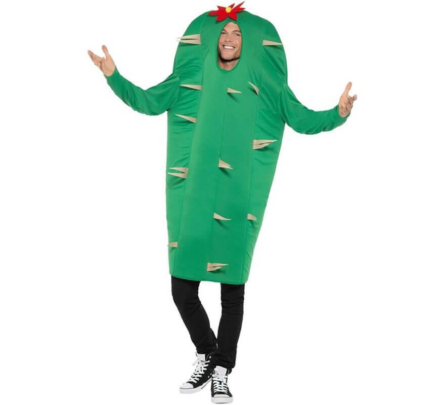 3126caa3e Disfraz de Cactus Verde para adultos