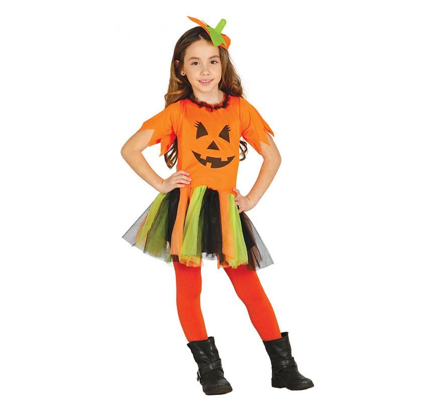 Disfraces de Calabazas de Halloween para Nia Disfraz de Nias