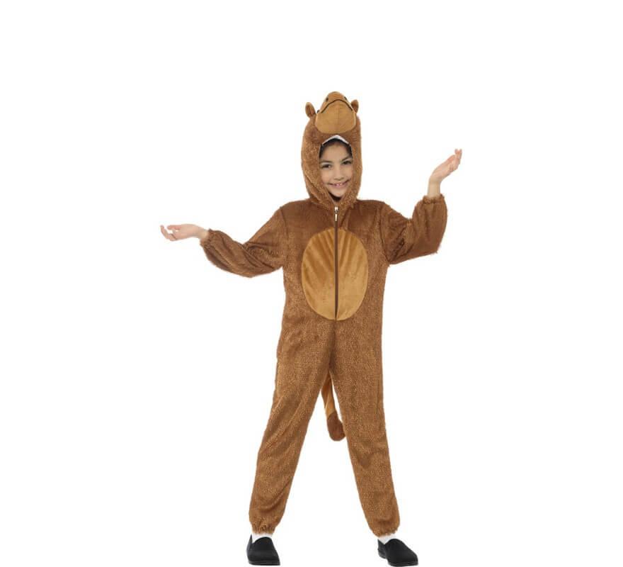 disfraz de camello marr n para ni os