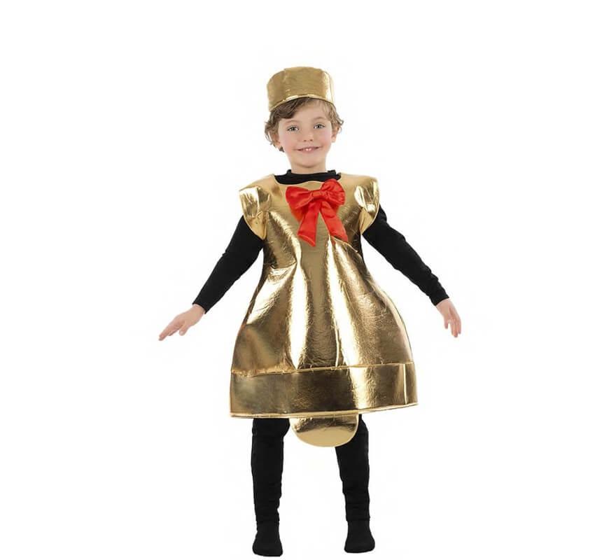 Disfraz de campana bel n para ni os - Disfraces infantiles navidad ...