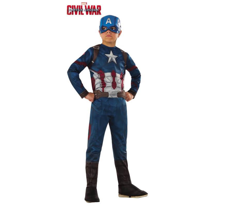 Disfraces de Capitán América para Niño · Disfraz Los Vengadores