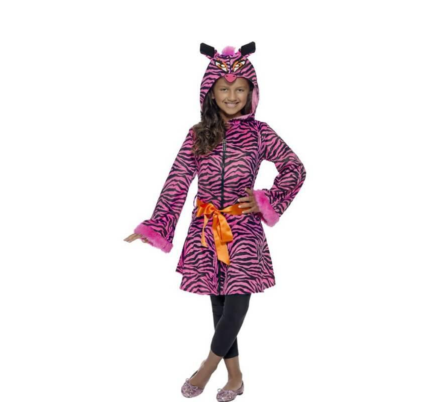 Disfraz de cebra rosa para ni a - Disfraz de reno nina ...