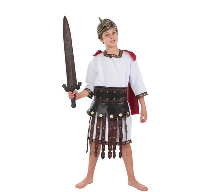 Costume da centurione romano soldato guardia bambino
