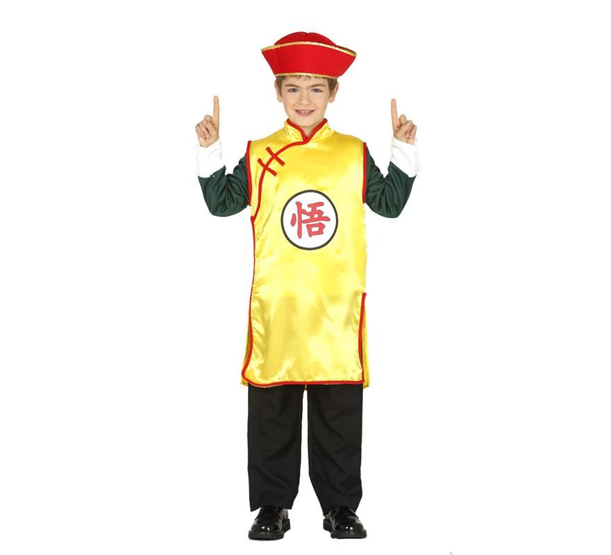 Resultados de búsqueda por precios de Disfraz de Chino Mandarín para niño  08434077831861 49e91c3f599