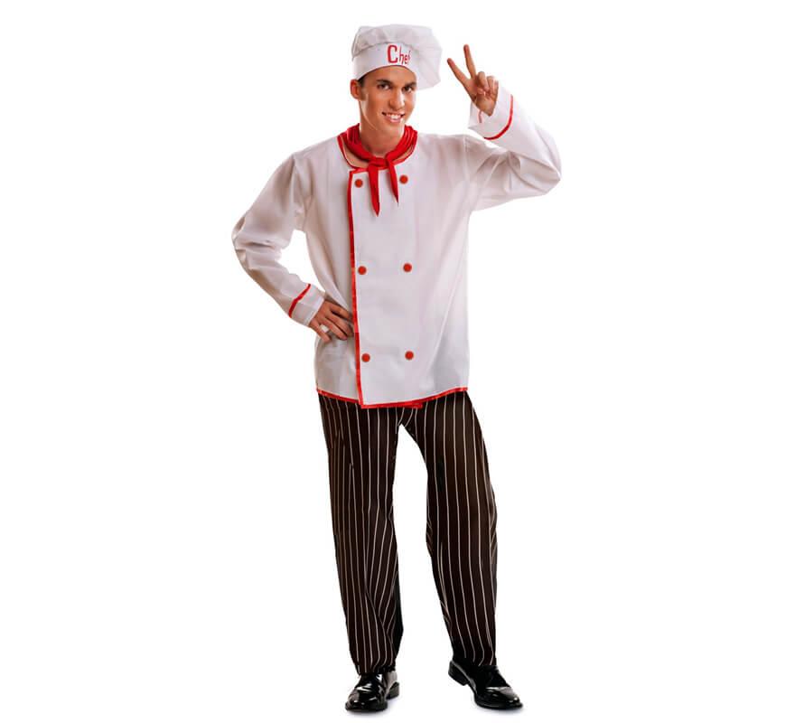 D guisement cuisinier pour homme for Cuisinier 95