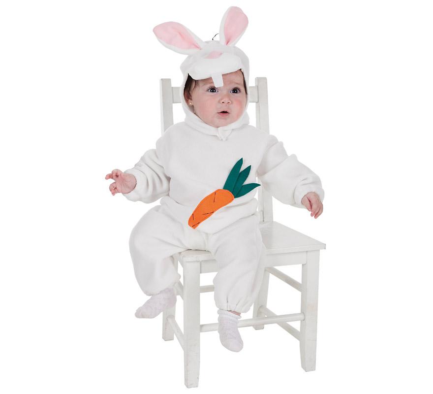 Disfraz de Conejito zanahoria para bebé