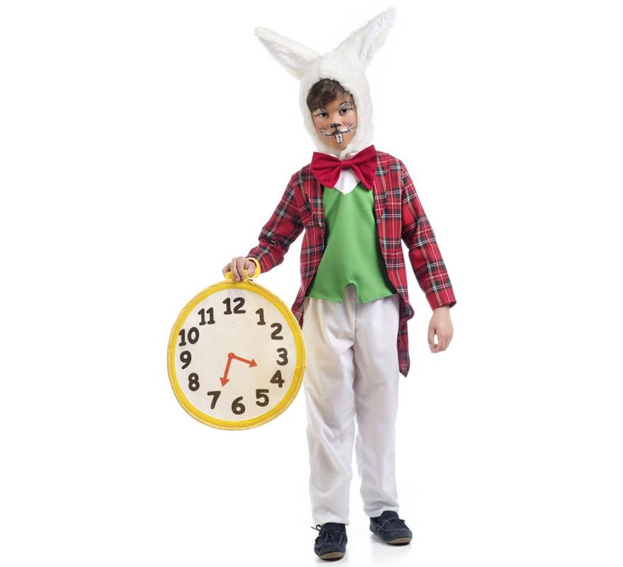 Disfraz de Conejo Blanco Pijama para Adulto Comprar
