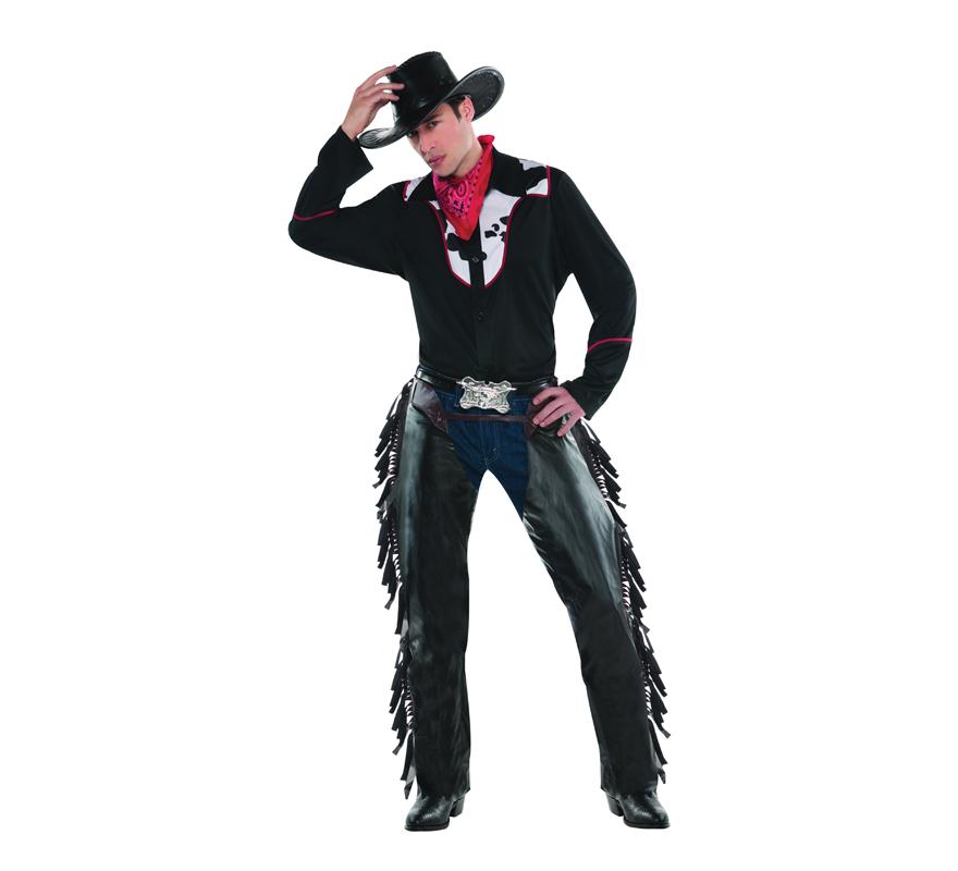 d guisement de cowboy western pour hommes taille standard m l. Black Bedroom Furniture Sets. Home Design Ideas