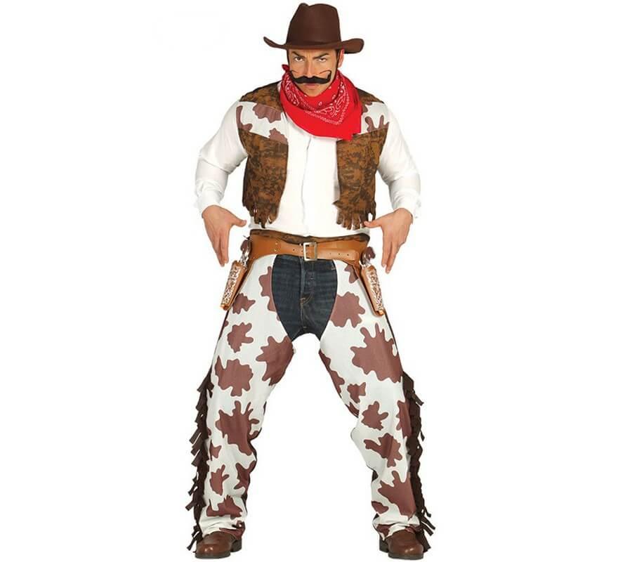 b225ffba715d Costume da cowboy per un uomo