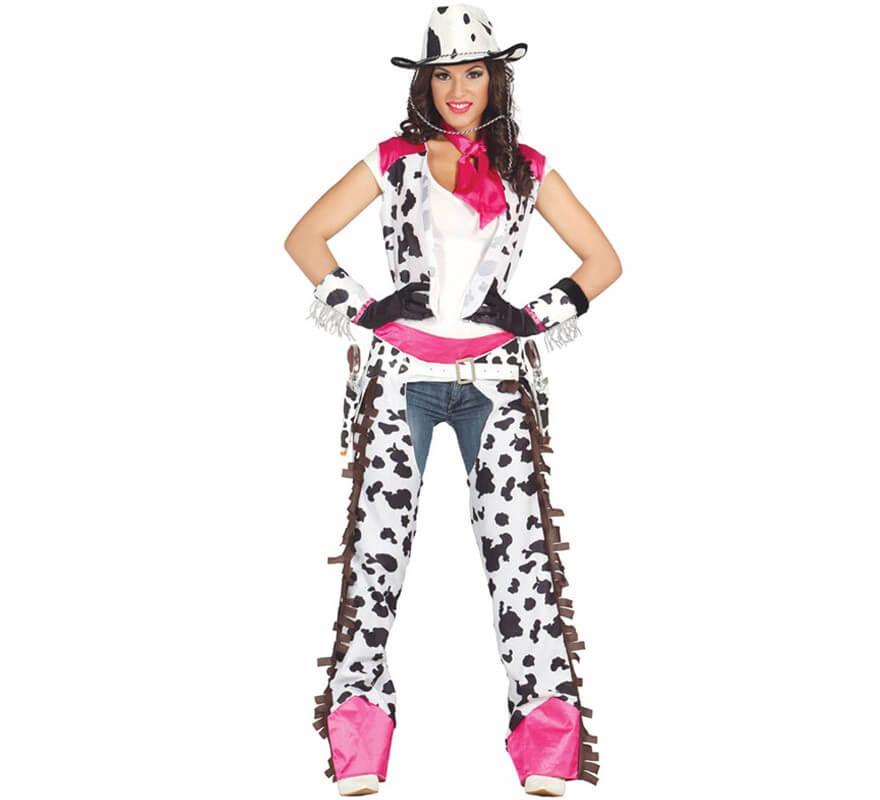 Disfraces de India y Vaquera del Oeste para Mujer · En Disfrazzes 8e7dfc66992