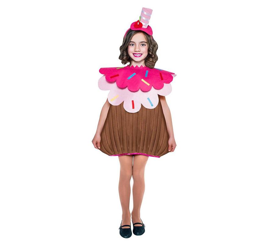 Disfraz de cupcake para ni a - Disfraz de reno nina ...