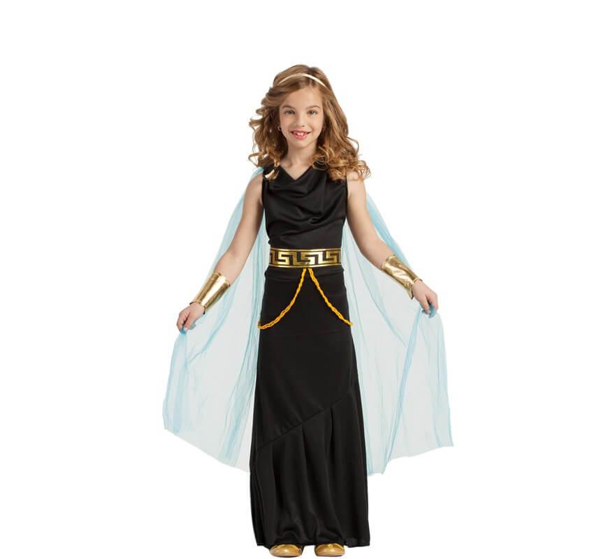 7fe70923b Disfraz de Dama Griega para niña