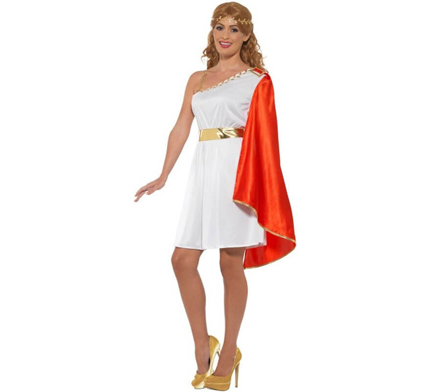 74ab4c2c2 Disfraz de Dama Romana para mujer