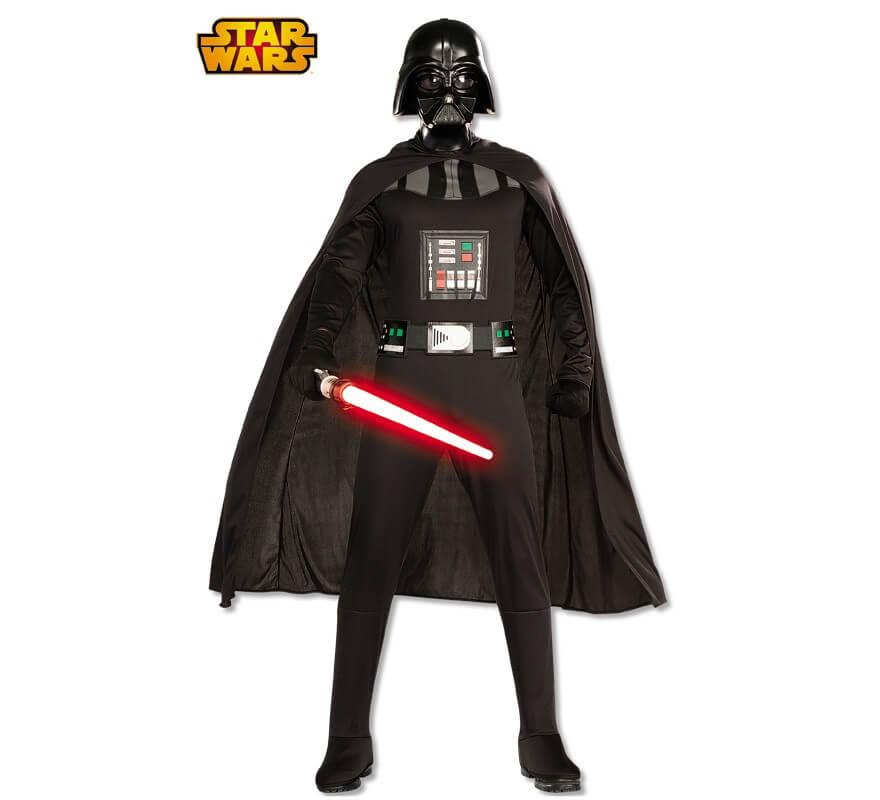 Worksheet. Disfraz de Darth Vader con Espada de Star Wars para hombre