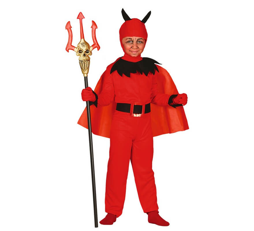 Disfraz de demonio para ni o - Disfraz de angel nino ...