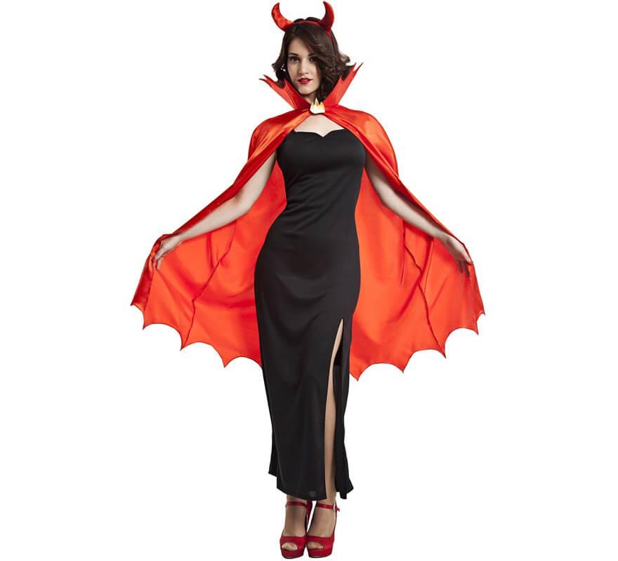 Disfraces de halloween para mujer de diablita