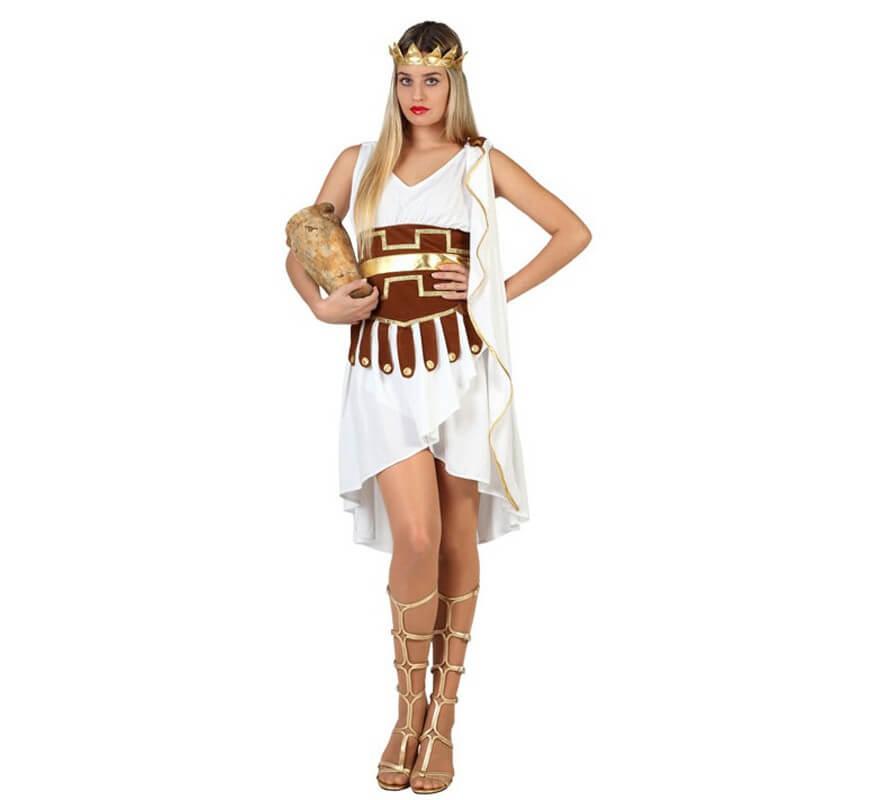 Disfraz de diosa griega para mujer - Trajes de carnaval de epoca ...