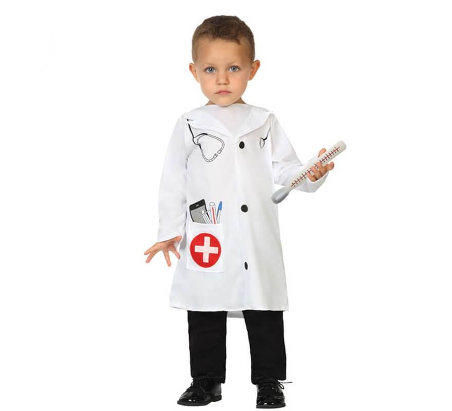 Disfraz de Doctor para bebé 84b2dedb3a1