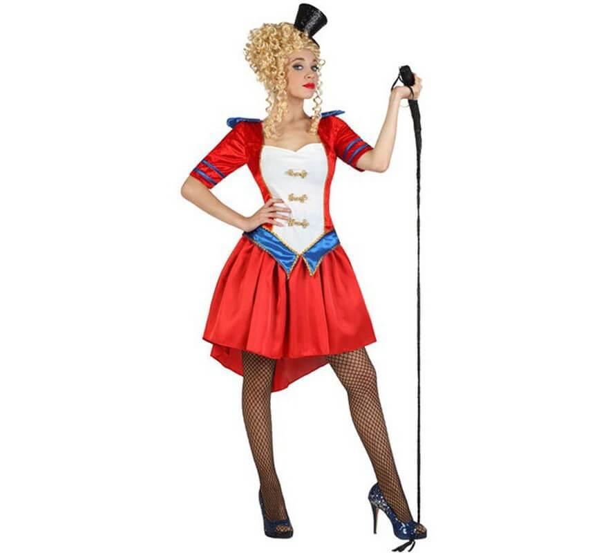Plusieurs Femme Tailles Déguisement Cirque De Pour Dompteuse v0N8wmn