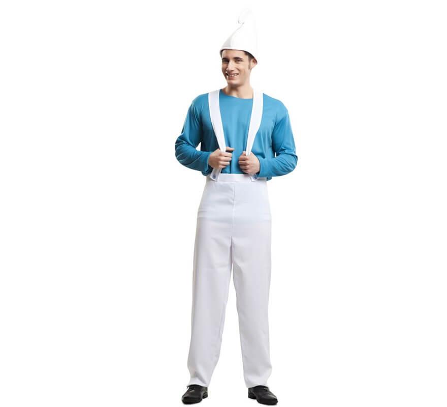 Disfraz de Duende azul para hombre f4c39dbb0ad